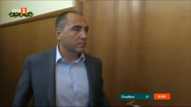 Софийският апелативен съд ще разгледа жалбата за изменение на мярка