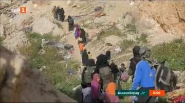3000 джихадисти са се предали в Сирия