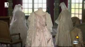 Сватбените рокли през вековете