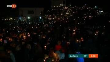 Хиляди поклонници се очакват тази нощ на Кръстова гора