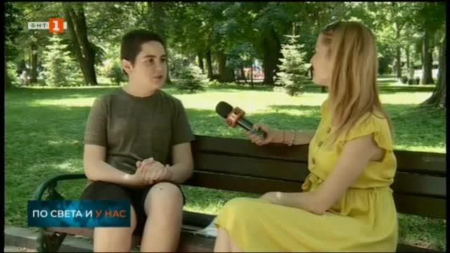 13-годишно момче от Пловдив стана първият детски омбудсман в България.