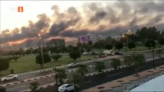 Най-голямата петролна рафинерия в Саудитска Арабия -