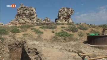 Античен надпис доказва съществуването на храм на Аполон в Созопол