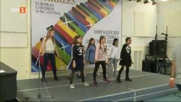 Mеждународният музикален фестивал Златни искри събра млади таланти във Варна