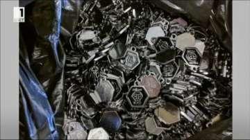 Митничари задържаха над 4000 фалшиви етикети на световноизвестни марки