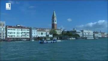 Изложба на Деймиън Хърст във Венеция