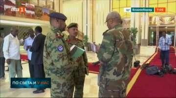 Започва тригодишен преходен период в Судан