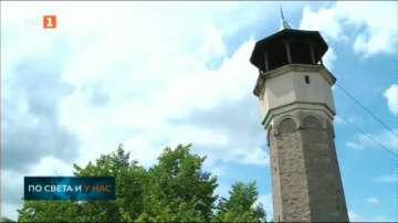 Как се настройва часовникът на Дановия хълм в Пловдив
