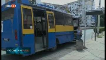 42 нови линии предвижда транспортната схема на Русе