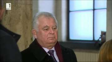 Две обвинения срещу генерал Кирчо Киров за присвояване на 10 000 000 лева