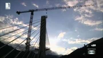 9 работници загинаха при рухването на мост в Колумбия