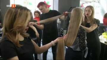 Момичето с най-дългата коса в света