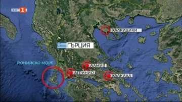Червен код за опасно време и валежи в Гърция