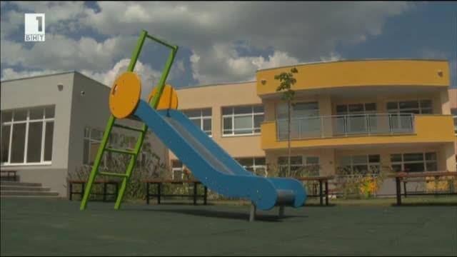 Три нови детски градини ще отворят врати в столицата до