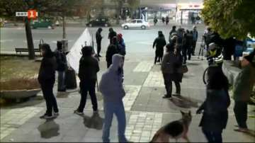 Протести за цените на горивата във Варна и Кюстендил
