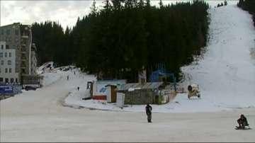 В Пампорово отварят частично ски зоната