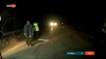 Среднощна гонка на полицията край Стара Загора
