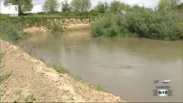 Около 1 млн. лева са нужни за укрепване на коритото на река Камчия