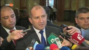 Радев: Моят ангажимент е единствено към освобождаването на гл. секретар на МВР