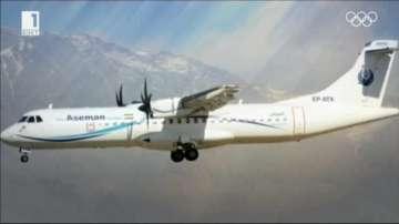 Все още не е открит самолетът, който катастрофира край Иран