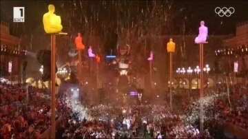 Започна карнавалът в Ница