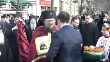 Въдвориха новия врачански митрополит Григорий