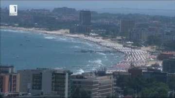 При 32 обекта на трите плажа на Слънчев бряг са открити нарушения