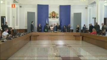 В МС подписаха договора за изграждане на българската част от Турски поток