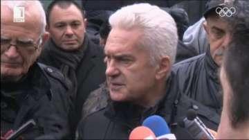 Сидеров предлага анкетна комисия да ревизира съдебния процес срещу Васил Левски
