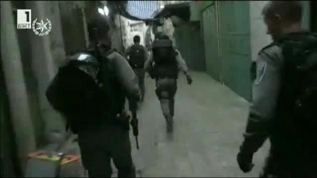 Израелски охранител издъхна, след като бе прободен с нож от