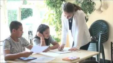 16-годишна ученичка става преподавател за ваканцията в Равадиново