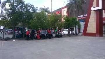Нов трус в Индонезия