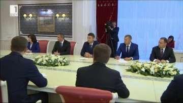 Лукашенко смени премиера и ключови министри в Беларус