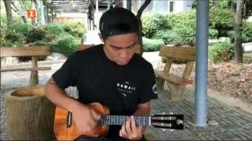 Песни на Бийтълс на укулеле - как изглежда днес музиката на Хаваите?