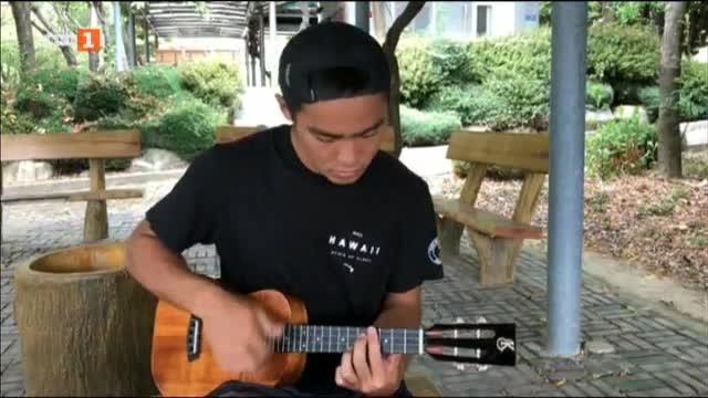 Песни на Бийтълс стават все по-популярни на укулеле. Хайвайският музикант