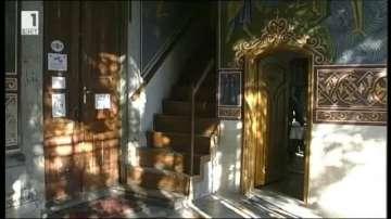 Стая за кърмене в Дупнишки храм
