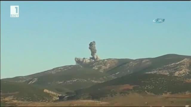 Турски военни части ще извършат днес сухопътна операция в Северозападна