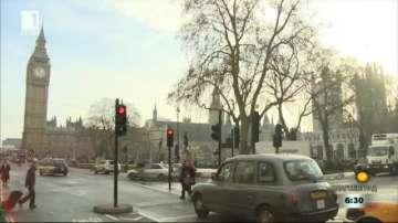 Петима арестувани в Лондон от полицията за борба с тероризма