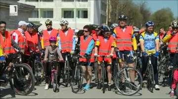 Велопоход Заедно в подкрепа на хората с хемофилия