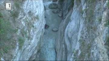 10 души загинаха при порой в планинска клисура в Калабрия