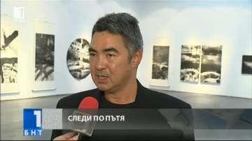 Синът на художника Марин Върбанов с първа изложба у нас