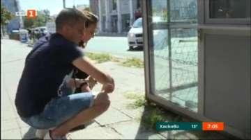 Огнеборци от Варна спасиха бедстващи котета