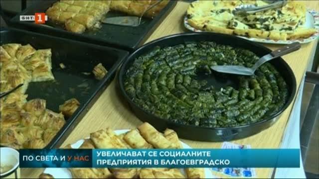 Расте интересът към създаването на социални предприятия в Благоевградска област.
