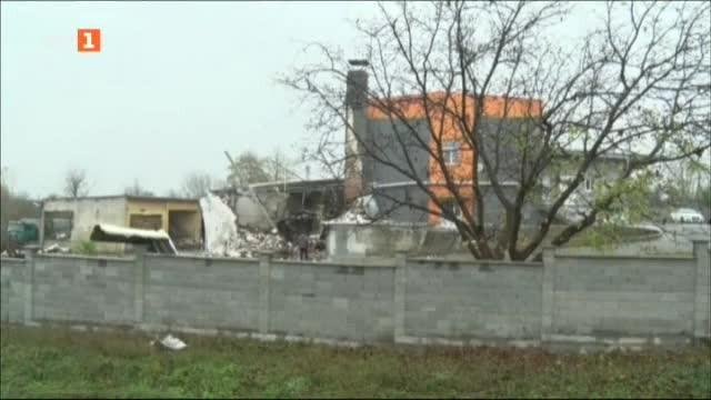 Взрив избухна в предприятие в индустриалната зона на Харманли снощи.
