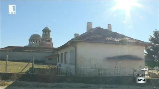 В санданското село Джигурово отново събират средства за новия храм,