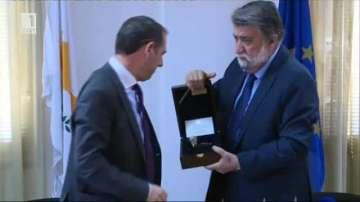 Кипър и България заедно срещу нелегалния трафик на археологическо наследство