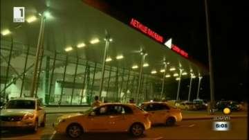 Таксиметрови шофьори мамят с по-високи цени клиенти на летище Пловдив