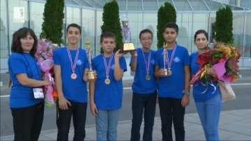 20 медала за български ученици от Международно състезание в Тайланд