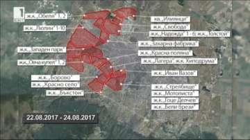 В кои квартали на София няма да има топла вода?