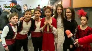 Българчета от Европейското училище в Брюксел с благотворителна кауза за Коледа